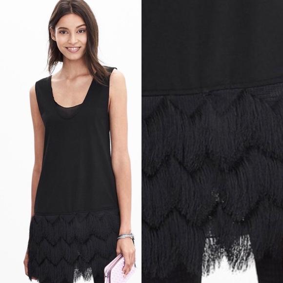 60461f4cea1 Banana Republic Tops | Sleeveless Black Tunic Size S | Poshmark